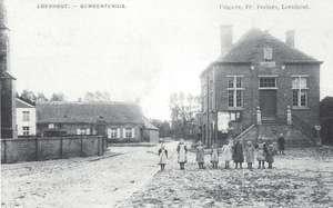 Loenhout, einde 18de eeuw